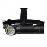 Φακός κεφαλής LED Επαναφορτιζόμενος 2700Lm με Li-Ion 21700 4000mAh (NL2140)