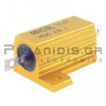 Wirewound Resistor 27R 25W ±5%