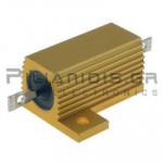 Wirewound Resistor  47R 25W ±5%