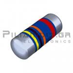 RSMD-0204   0R 1/4W 1% Thin Film Mini-MELF