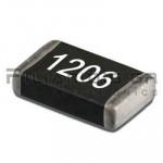 RSMD-1206;  10R; 250mW; ±1%; Thick Film Resistor