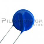 Varistor Metal-Oxide 150VAC, 200VDC, 8000A,  85J, Disc Ø21,5mm