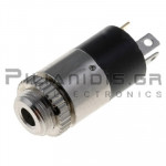 CONNECTOR JACK 2.5mm STEREO ΘΗΛΥΚΟ ΣΑΣΙ