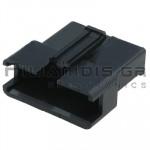 CONNECTOR RASTER 2.5mm ΘΗΛΥΚΟ 6pin