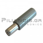 CONNECTOR DC 2.10mm x 5.50mm
