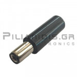CONNECTOR DC 2.50mm x 5.50mm