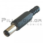 CONNECTOR DC 3.10mm x 6.30mm
