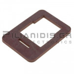Flat gasket for cable socket GM/GMN/GML Series