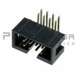 Connector IDC 2.54mm ΒΑΣΕΩΣ ΤΗΤ ΑΡΣΕΝΙΚΟ ΓΩΝΙΑ 90℃ 2x4pins
