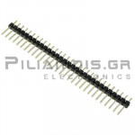 Pin header THT 2.54mm ΑΡΣΕΝΙΚΟ ΙΣΙΟ 1x30pins