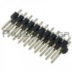 Pin header THT 2.54mm ΑΡΣΕΝΙΚΟ ΙΣΙΟ 2x10pins