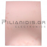 Epoxy Board Single-sided Copper 35΅m 200x160mm