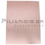 Epoxy Board Single-sided Copper 35΅m 300x200mm