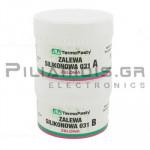 GEL Silicone for encapsulating Transparent (Density: 0,98 g/cm³) Two-Component  100gr