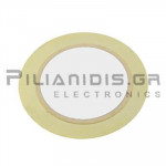 Piezoelectric without built-in generator 20mm(15mm)  6.5KHz 30V