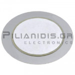 Piezoelectric without built-in generator 35mm(24.8mm)  2.9KHz 30V 3pin
