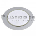 Piezoelectric without built-in generator 27mm(20mm)  4.5KHz 20V