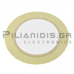 Piezoelectric without built-in generator 27mm(20mm)  4.0KHz 30V