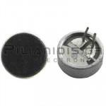 Electret Condenser Microphones; 20-16000Hz; -42±3dB; Ø9,7x4,5mm