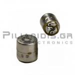 Electret Condenser Microphones; - 53 dB; Supply 0,9-1,3V; Ø2,565x2,54mm
