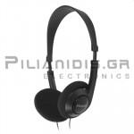 Wired Headphones Stereo 20Hz - 20KHz  101dB/32Ω  6m
