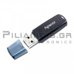 USB Stick 2.0 Flash Drive AH333 32GB Μαύρο