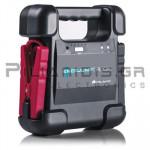 Φορητή STARTER Μονάδα Φόρτισης 24000mAh (12V/1000A max & 24V/500A max)