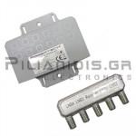 DISEQC 4x1  950-2300MHz POWERTECH