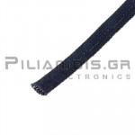 ΣΩΛΗΝΑΣ Polyester 15.0mm ΜΑΥΡΟ 1m.