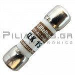 Fuse Fast-Acting 10,3x38,1mm 15A 600VAC/500VDC