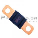 Automotive Fuse 58V 100A  12x41mm Blue