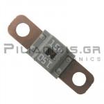 Automotive Fuse 58V 150A  12x41mm Gray