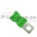 Automotive Fuse 32V 125A  16,3x67,3mm Green