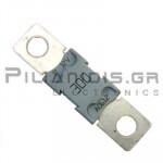 Automotive Fuse 32V 300A  16,3x67,3mm Grey