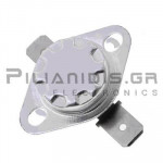 Thermostat Output NC, Open T.70℃C, Close T.55℃C 10A