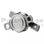 Thermostat Output NC, Open T.150℃C, Close T.120℃C 10A Ceramic
