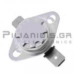 Thermostat Output NC, Open T.160℃C, Close T.130℃C 10A