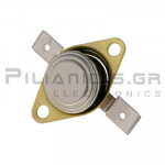 Thermostat Output NC, Open T.90℃C, 16A, 250VAC manual reset