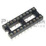IC socket 20-pin βάση ακριβείας  7,62mm