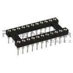 IC Socket 22-pin βάση ακριβείας 10,16mm