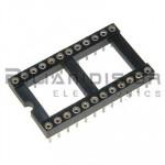 IC Socket 24-pin βάση ακριβείας 15,24mm