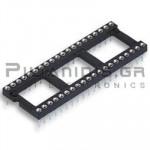 IC Socket 42-pin βάση ακριβείας 15,24mm