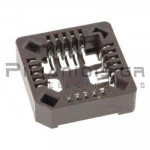 Ic Socket PLCC SMD 20 pin Solder temp. +260℃C for 10s