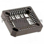 Ic Socket PLCC SMD 32 pin Solder temp. +260℃C for 10s