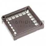 Ic Socket PLCC SMD 68 pin Solder temp. +260℃C for 10s