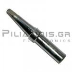 Μύτη Temtronic ΕΤ-Β 2,4mm για WS51-LR21