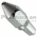 Μύτη Desoldering DX113HM   Ø2.5/ Ø1.2mm για WS81 - WSD81 - WD1000