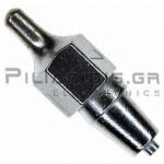 Μύτη Desoldering DX117  Ø2.9/Ø1.5mm για WD81 - WSD81 - WD1000