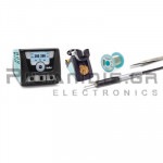 Soldering Station Digital (2 Channel) 200W 100 - 550°C with Soldering iron Pico 40W