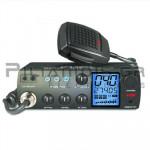 CB Αυτοκινήτου 40Ch* AM/FM 4W + Μικρόφωνο 4pin/ Hands Free & PTT